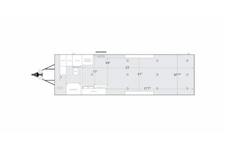 Floor plan for STOCK#Front Bath