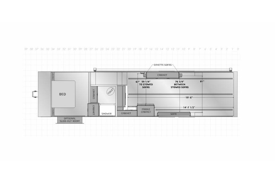 Floor plan for STOCK#222173
