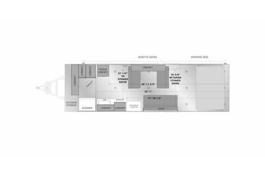 Floor plan for STOCK#222703